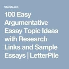 essay topics 100 essay topics