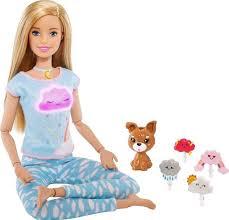 Барби научилась медитировать! Breathe with Me <b>Barbie</b>