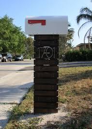 modern mailbox ideas. Accessories-stone-stand-with-modern-mailbox-and-pavement- Modern Mailbox Ideas S