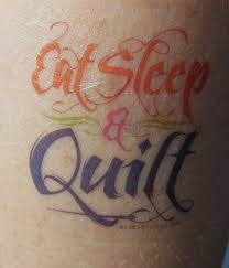 38 best Quilt Tattoo images on Pinterest | Quilt tattoo, Tattoo ... & Here's the latest in our quilt themed temporary tattoos. I sell many at  quilt show Adamdwight.com