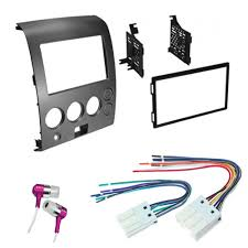 car cd stereo receiver dash install mounting kit wire harness nissan nissan titan radio wire harness car cd stereo receiver dash install mounting kit wire harness nissan titan armada 2004 2007