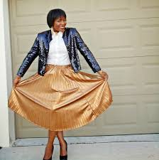what s more important than fashion bloggers love sequins outfitters skirt dolce vita pumps ann taylor bracelet aldo clutch earrings via burlington coat factory gifted vintage clip on earring used as a brooch