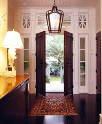 lamp foyer lighting ideas entry traditional with zebra shade modern pendant hall outdoor light round table decorating diy mudroom bench front entrance