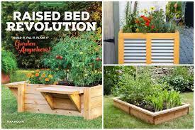 raised bed revolution by tara nolan