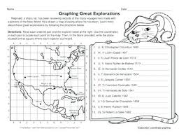 Age Of Exploration Worksheet Early Explorers Worksheets