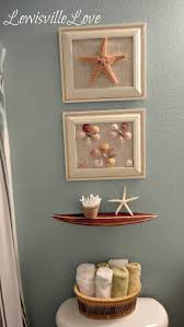 Small Picture And there you have it a very simple Beach bathroom makeover ocean