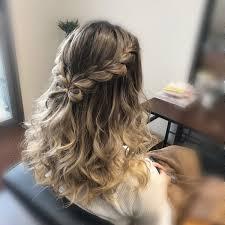 美容師直伝セルフでできる結婚式ハーフアップヘアアレンジ Trill