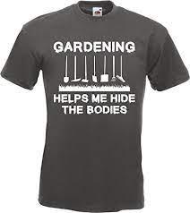 gardener gift funny t shirt tshirt