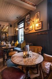British Interior Design Interesting Interior Decor Inspiration Mustard Velvet Chairs Blue Tiled
