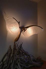 driftwood lighting. unique and alive oneoff driftwood lighting light sculptures handmade by cameron mathieson in nelson bc d