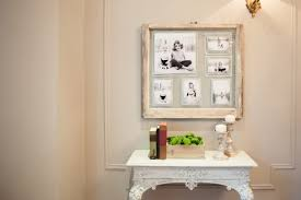 rustic picture frames collages. Beautiful Rustic Diy Photo Collage For Living Room With Rustic Picture Frames Collages