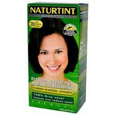 Permanent Hair Color Dark Chestnut Brown