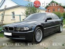 BMW 7 series 735i 1996 | Auto images and Specification