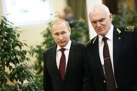 Как руководитель предвыборного штаба Путина стал миллиардером  Владимир Путин слева и ректор Санкт Петербургского горного университета Владимир Литвиненко справа