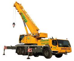 Liebherr Ltm 1130 5 1 All Terrain Hydraulic Truck Crane