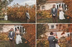 Vows That Wow  No 27  Julie U0026 Evan  Brides Of Oklahoma Backyard Fall Wedding