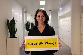 EY - How Julie Hood is being bold for change | Facebook