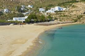Super Paradise Beach auf Mykonos