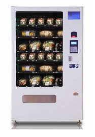Refrigerated Vending Machines For Sandwiches Unique China Automatic Elevator Vending Machine For Sandwiches Cakes And
