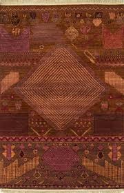 Carpet Design Competition 2017 Le 01 Deep Rust Ebony Artisan Originals 2016 Knotted