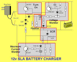 17 best ideas about battery charger 12v circuit 12v sla battery charger eee community
