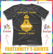 Cool Frat Shirt Designs