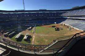 Turner Fields Transformation Into Georgia State Stadium Is