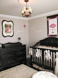nursery with white furniture. kids pink black and white baby nursery design pictures remodel decor ideas with furniture i