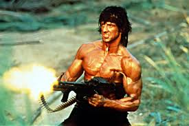 Film appreciation: Sylvester Stallone's Rambo debut, First ...