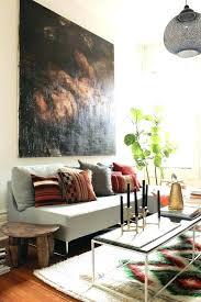 rug on wall hang