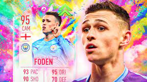 3 UPGRADE! 🥳 95 SUMMER HEAT FODEN PLAYER REVIEW! - FIFA 20 Ultimate Team -  YouTube