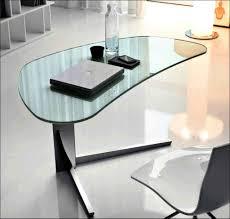 target glass top desk desk design ideas