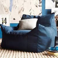 <b>Bean Bag</b> Lounger <b>Sofa</b> Chairs seat living room furniture Without ...