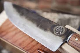 Sabatier  Elephant Chef Knife  Discuss Cooking  Cooking ForumsCarbon Steel Kitchen Knives