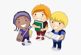 student cartoon royalty free clip art