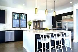 lights above a kitchen island breakfast bar pendant ceiling spotlights over counter
