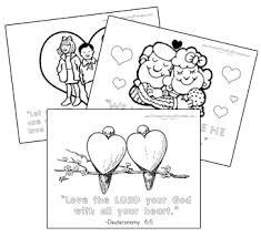 Valentines Day Bible Printables Christian Preschool Printables