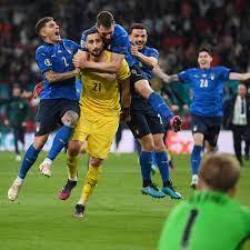 Italy Beats England in Shootout to Win ...