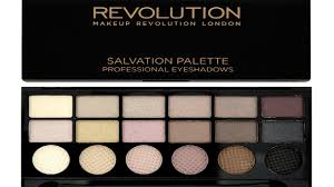 makeup revolution what you waiting for palette short video swatches