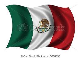 mexican flag waving drawing. Interesting Mexican Flag Of Mexico  Csp3038696 In Mexican Waving Drawing O