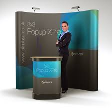 Portable Display Stands For Exhibitions Best Popup Exhibition Printed Stands Unbeatable Prices And Fast Service‎