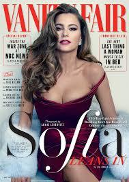 Sof a Vergara Star of Hot Pursuit Steams Up Vanity Fair s May.