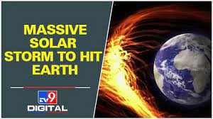 Geomagnetic solar storm will hit earth ...