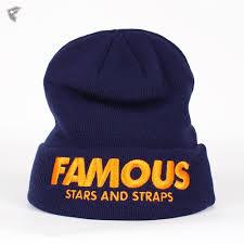<b>Шапка FAMOUS Fame&simple Beanie</b>, заказать, цена с фото ...