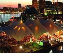 Mecu Pavilion Visit Baltimore