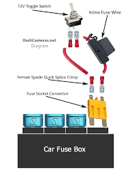 5 best ways to install a kill switch in your car anti theft car fuse kill switch diagram