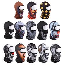 Face Mask Design Funny Cycling Face Mask Design Men Women Outdoor Cycling