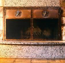 fireplace screen cfps2