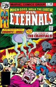 Buy a cheap copy of the eternals omnibus book by jack kirby. Eternals Omnibus Vol 1 1 Marvel Database Fandom