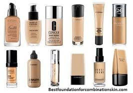 best foundation for bination skin 1